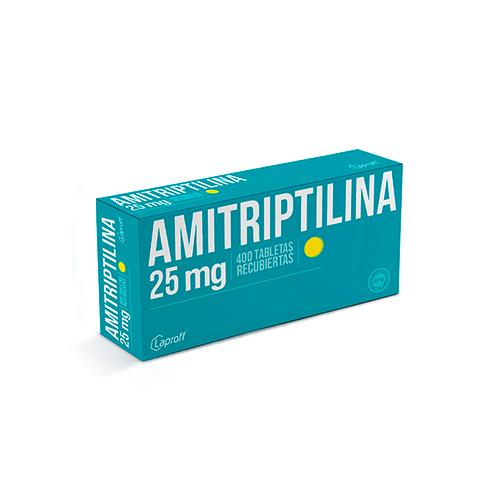 Amtriptilina Laproff 25mg