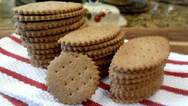 The Ultimate Graham Cracker--bonnie's Recipe