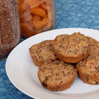 Almond Quinoa Muffins (Adapted From Veganomicon) Recipe