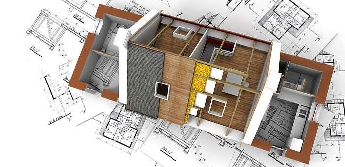 Drawings and Planning For a Loft Conversion In East London