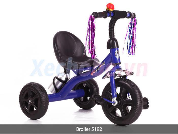 Xe đạp ba bánh cho bé broller 5192