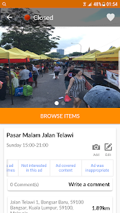 PasarWalk - Find Pasar, Buy and Sell Items - náhled