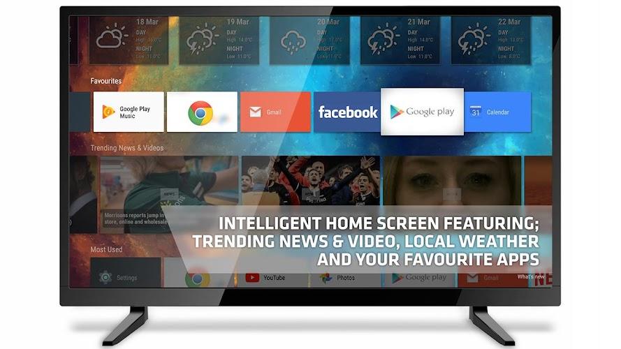 Download DigiSender - TV Box Launcher APK latest version App