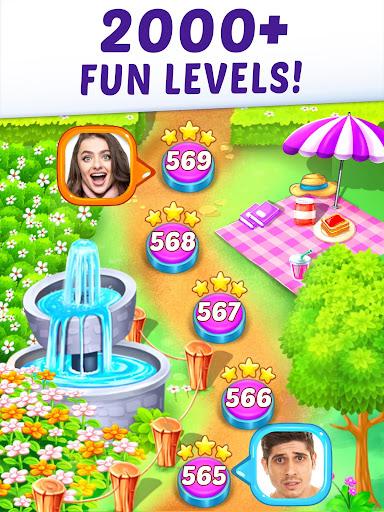 Gummy Paradise - Free Match 3 Puzzle Game  screenshots 13