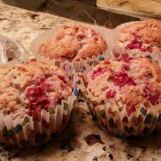 Raspberry Yogurt Muffins Recipes.