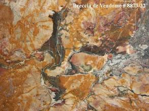 Photo: Breccia de Vendome 2cm # 8873-32