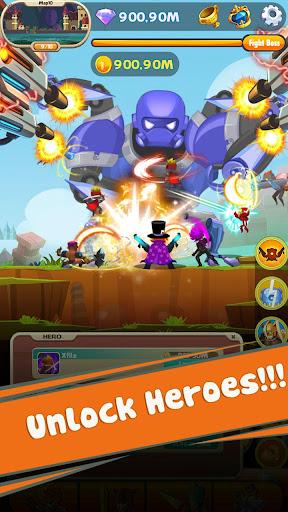 Tap Robo Screenshot