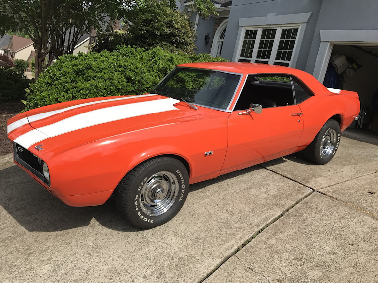 Chevrolet Camaro Ss Hire Woodstock