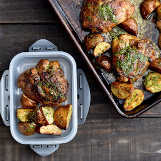 Chimichurri Chicken Roast
