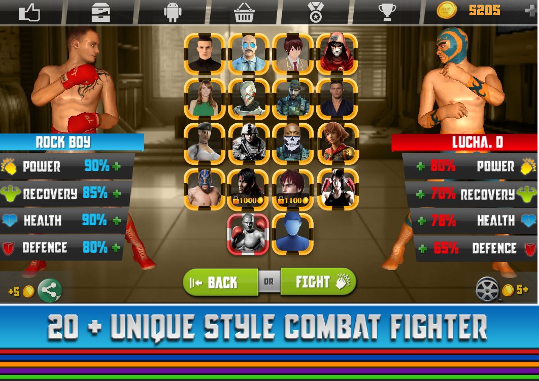 Deadly Fight - Fighting Game - Android Apps on Google Play