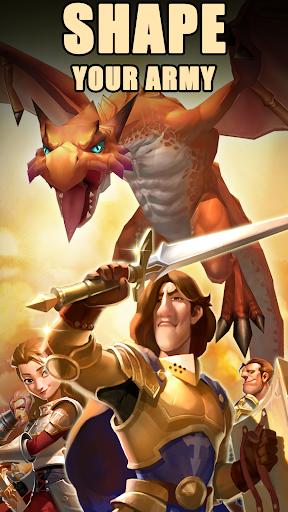 download blaze of battle modded apk android games