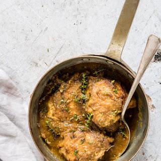 7 Ingredient Slow Cooker Jerk Chicken.