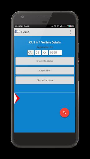 rto registration app