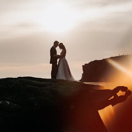 Wedding photographer Mayka Benito (maykabenito). Photo of 31.08.2017