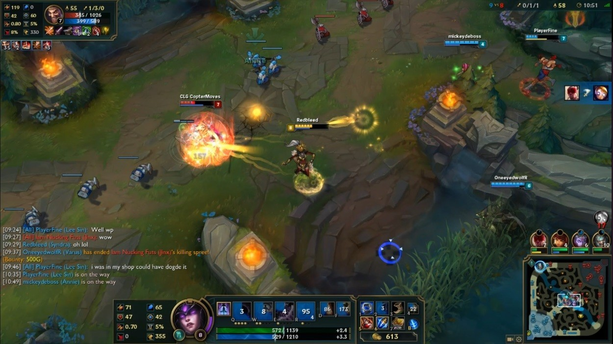 Mid in Challengers' 7 tricks to survive better without Junglers. 4