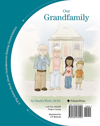 Our Grandfamily cover