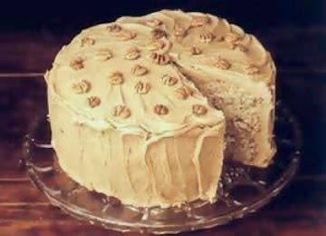 Hickory Nut Cake Recipe