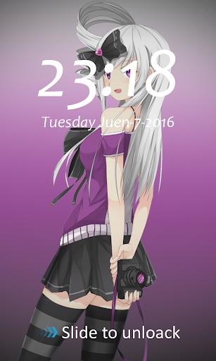 玩免費個人化APP|下載Best Anime Lock Screen app不用錢|硬是要APP