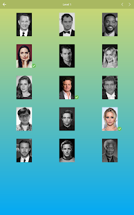 Hollywood Actors: Guess the Celebrity — Quiz, Game