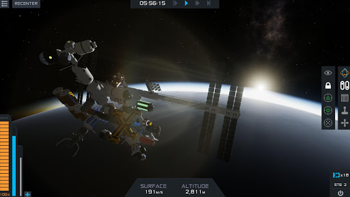 SimpleRockets 2 - screenshot