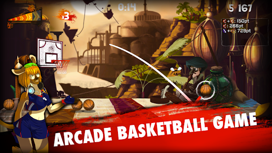 Tip-Off BasketBall 2- screenshot thumbnail
