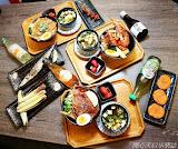 大河屋 燒肉丼 串燒 微風北車店
