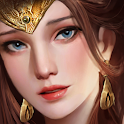 Golden Empire - Legend Harem Strategy Game icon