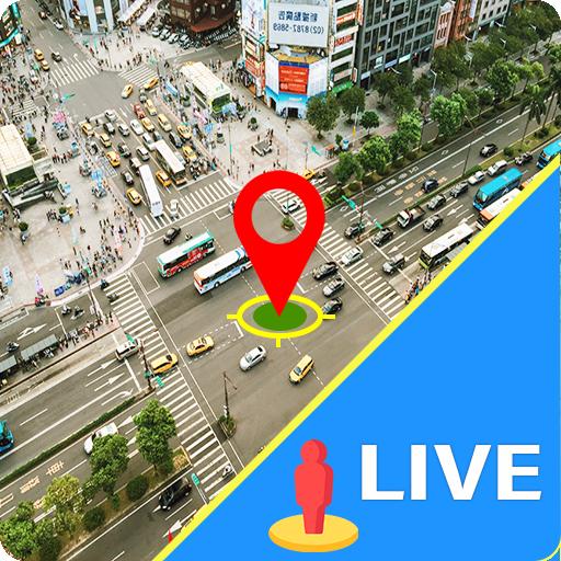 Live Street Panoramic View Map Navigation