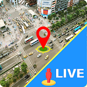 Live Street Panoramic View Map Navigation