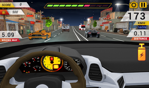 Highway Car Driving : Highway Car Racing Game 1.7 9