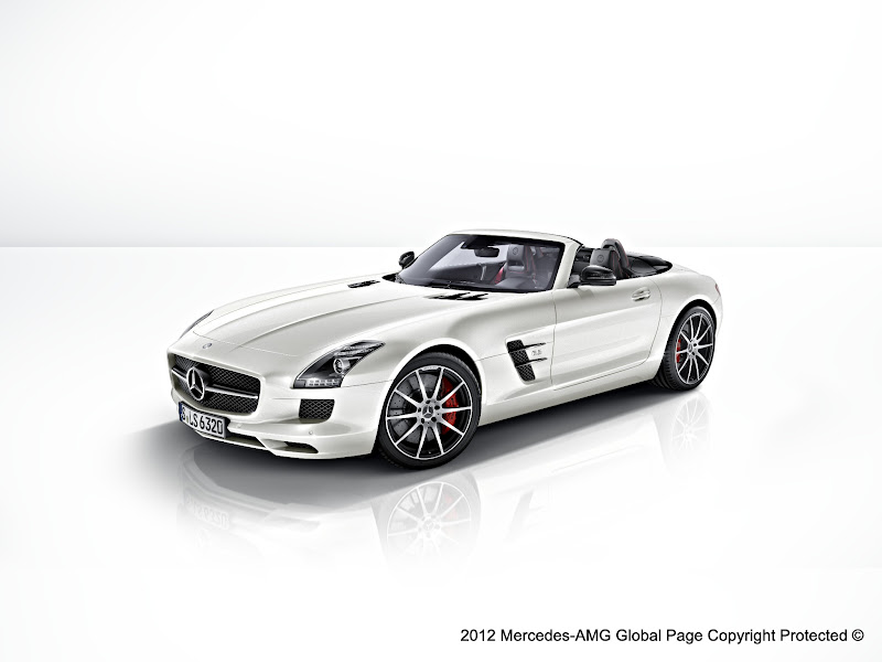 Photo: The New SLS AMG GT Coupé & Roadster: Raising the Bar Even Higher