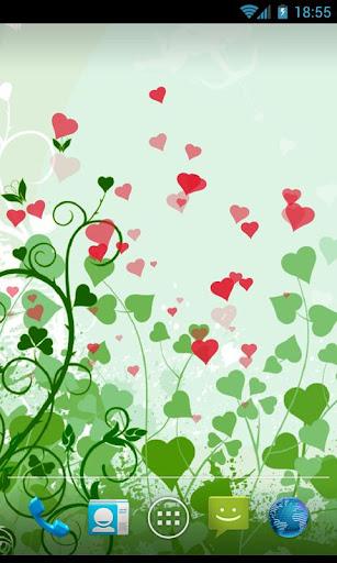 Heart & Feeling Live Wallpaper screenshot 3