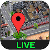 Street Live View & Live Map Navigation