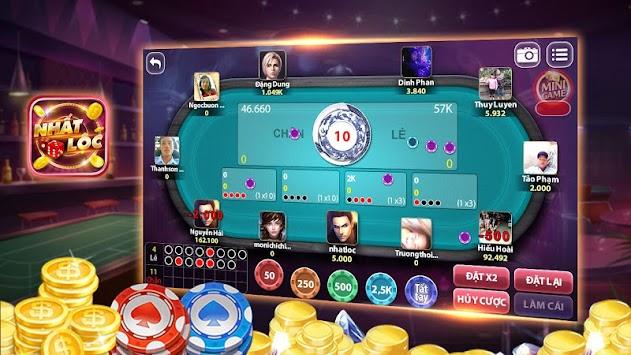 Game danh bai doi thuong Nhất Lộc Online apk screenshot