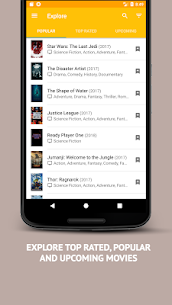 Movledge – Movie Collection and Recommendations  App Download For Android and iPhone 4