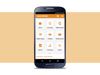 Mobile bank Abamobi- screenshot thumbnail