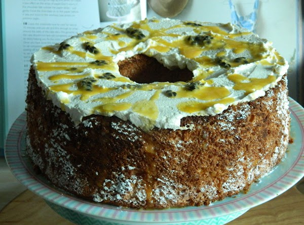 The Kid's Smoothie Angel Cake Recipe