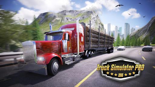 Truck Simulator PRO 2016 v1.5.1 APK+DATA (Mod)
