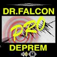 Dr.Falcon Deprem Alarmı PRO