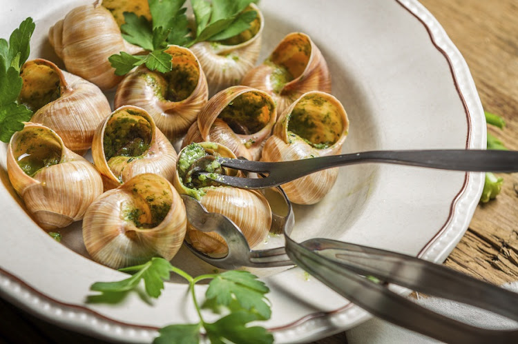 Garlic snails. Picture: ISTOCK