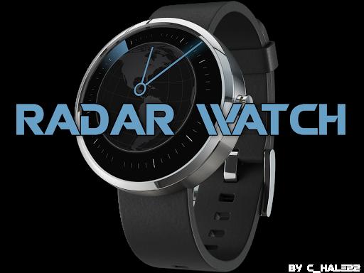 RADAR - Watch Face