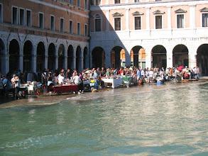 Photo: Kävelysiltoja oli varalla monessa paikassa, jotta ne saatiin tarvittaessa nopeasti paikalle