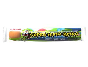 Chicle Super Hiper Acido 5 Unidades Confiteca
