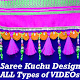Saree Kuchu Designs VIDEOs Sari Tassels Making App by Arjunsingh Rathod icon