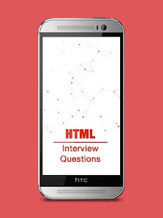 HTML Interview Questions - náhled