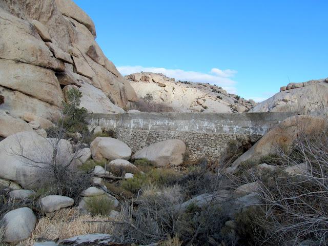 Barker Dam