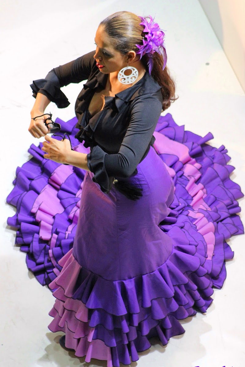 La ballerina di flamenco di gfg