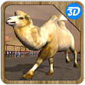Camel Racing Simulator 3D icon