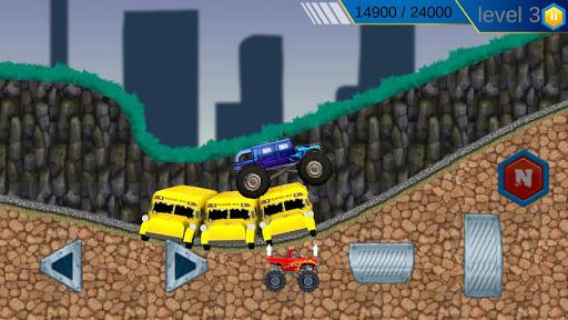 Monster trucks for Kids screenshots 7