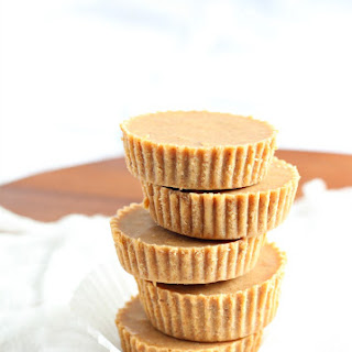 Honey Almond Fudge Cups {Paleo}